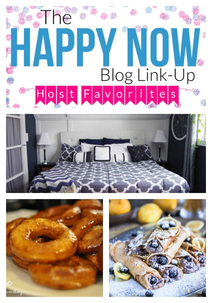 Congratulations week #107 Happy Now Link-up Faves and Features!