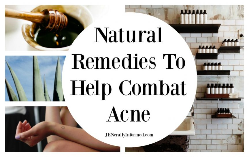 Natural Remedies To Help Combat Acne. Including DIY face masks, essential oils you should know about and tons more great info!
