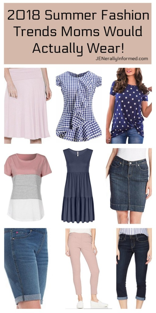 Looking to stay on-trend this summer with clothes you would actually want to wear? Make sure to check out this 2018 styling wardrobe and find just what you are looking for!