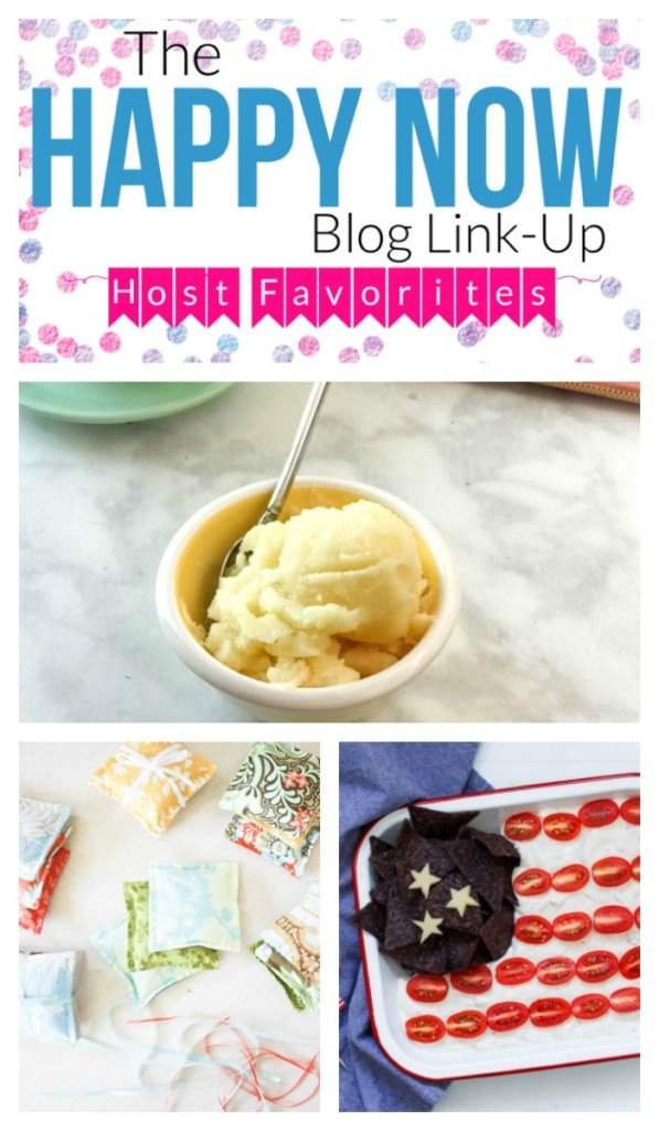 Congratulations week #113 Happy Now Link-up faves and features!