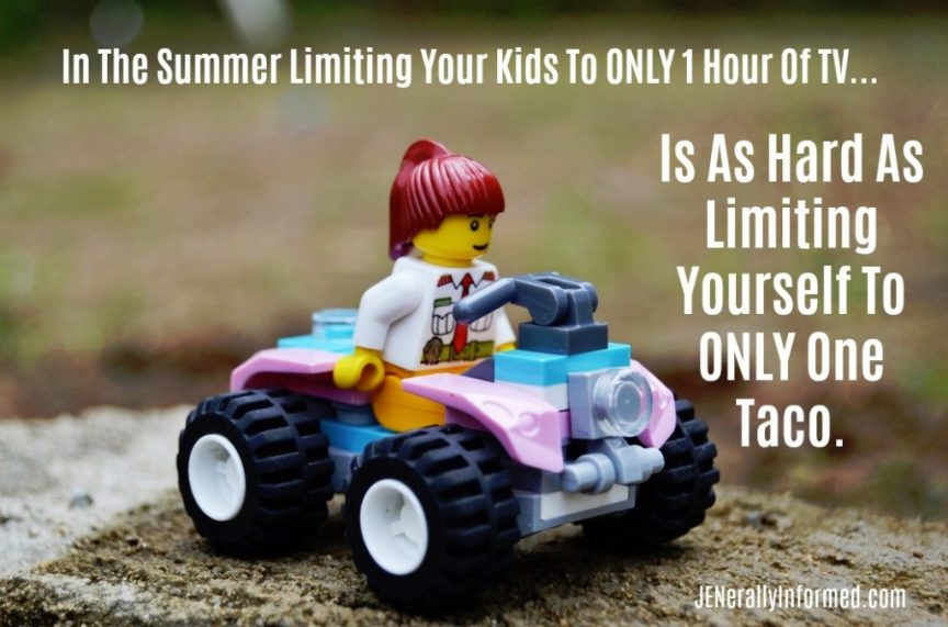 Five Truths About Summer Parenting.