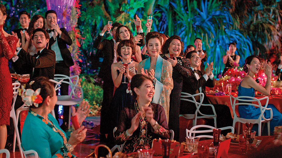 Why You Should Go See Crazy Rich Asians.