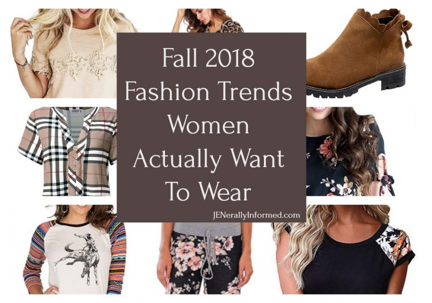 ooking for some real fashion trends for this upcoming Fall? Make sure to check this post out!