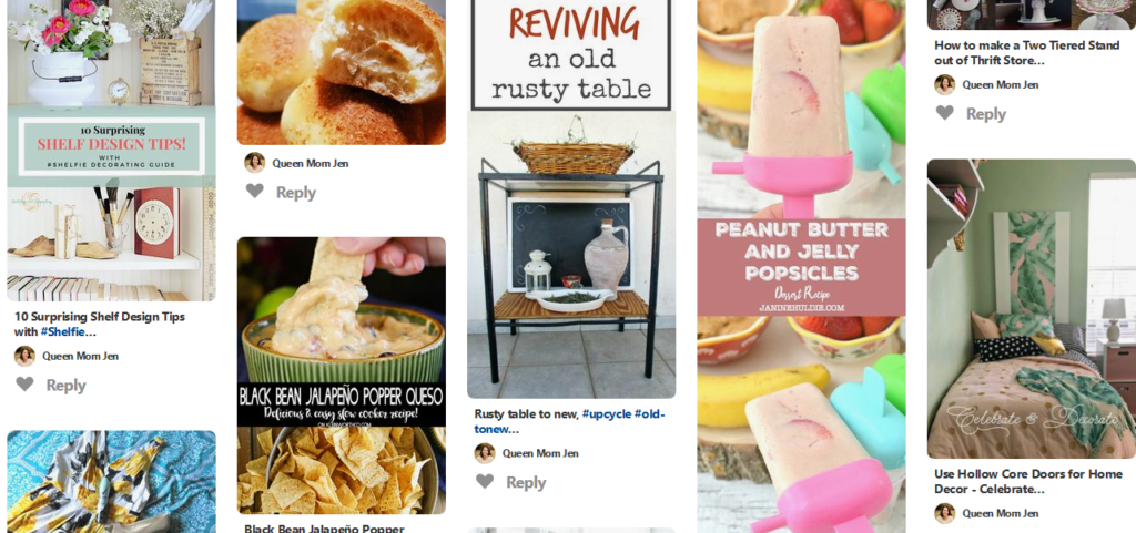 Make sure to follow all of the Happy Now on Pinterest!