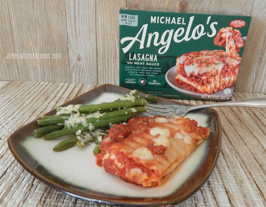 Kitchen Crafted Italian Meals At Home with Michael Angelo's! #KitchenCraftedItalian #CollectiveBias #ad