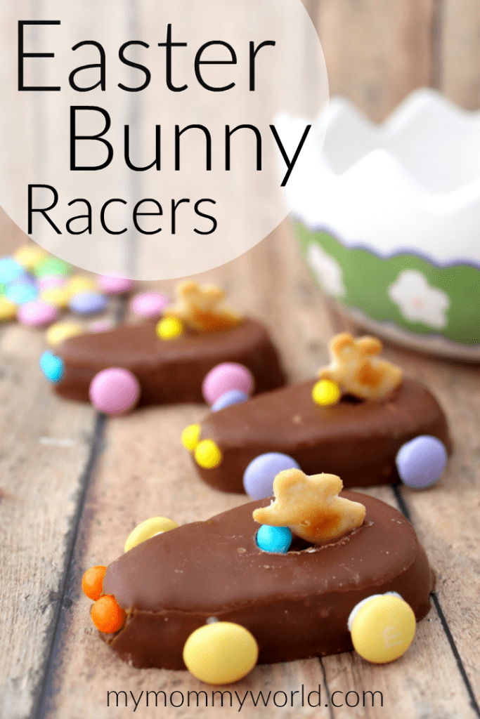 Easter Bunny Racers from My Mommy World.