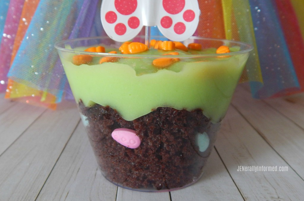 Easter Egg Hunt In A Cup Treat