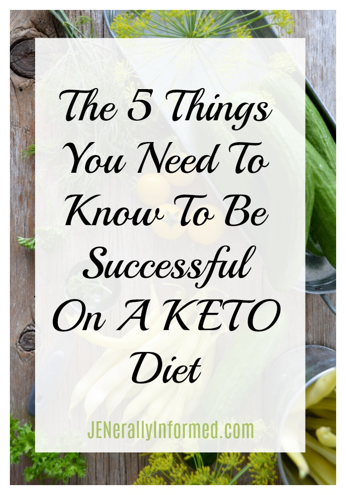 Fifteen pounds down and feeling better than ever! Here are 5 of my most important tips to help you be successful on the KETO diet!