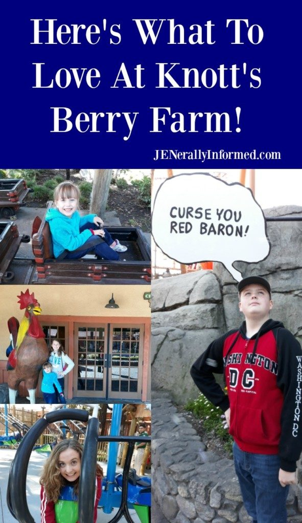 If you haven't ever been to Knott's Berry Farm or if it has been a while since you last visited, here are all of the reasons to love Knott's Berry Farm! @Knotts #ad