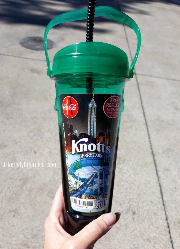 If you haven't ever been to Knott's Berry Farm or if it has been a while since you last visited, here are all of the reasons to love Knott's Berry Farm! #ad