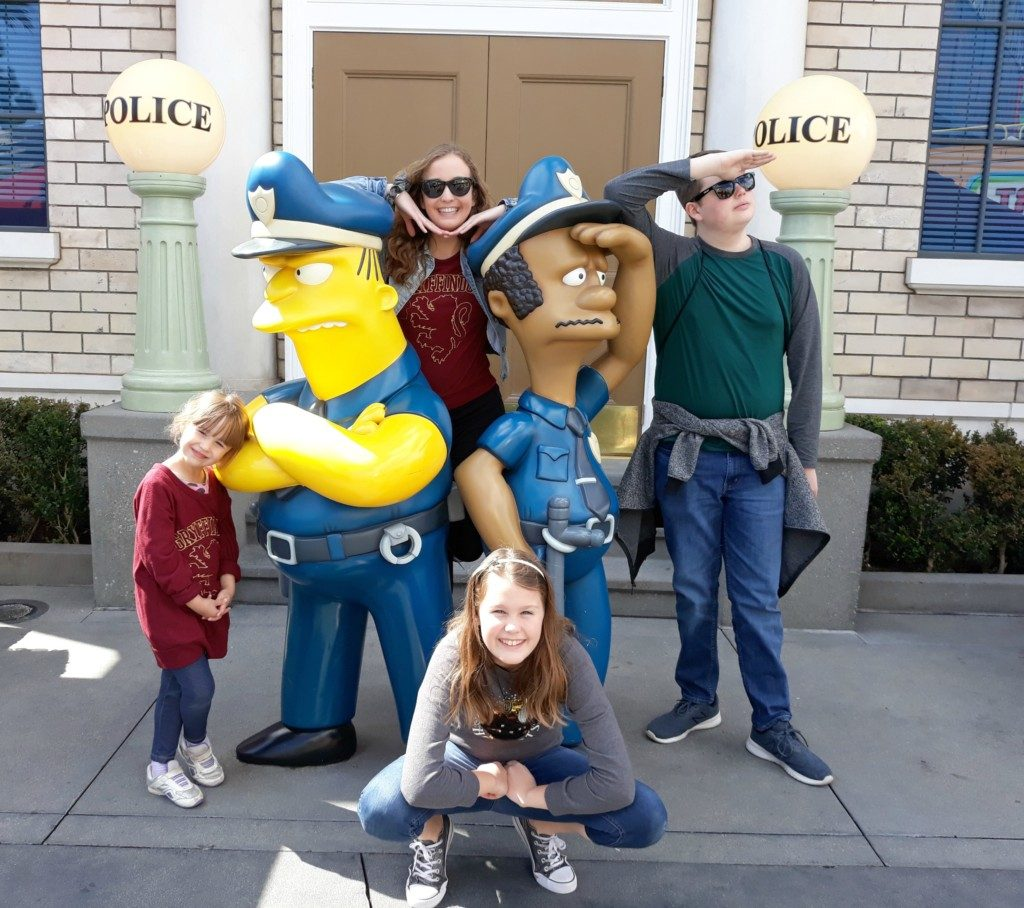 Planning a trip to Universal Studios Hollywood? Here are our favorite family atrractions to check out while you're there!