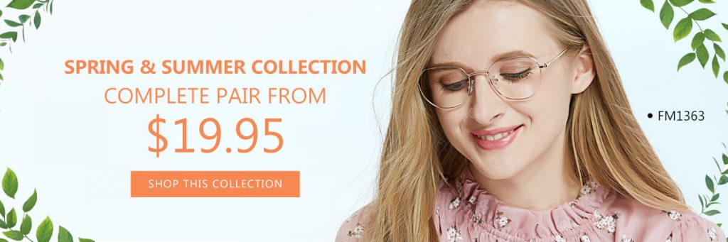 Take The Hassle Out Of Getting New Glasses With The GlassesShop!