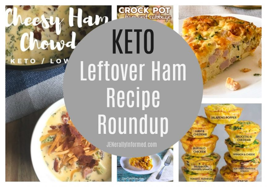 The leftover ham #Keto recipe roundup you have been waiting for! #cooking #lowcarb #healthylifetsyle