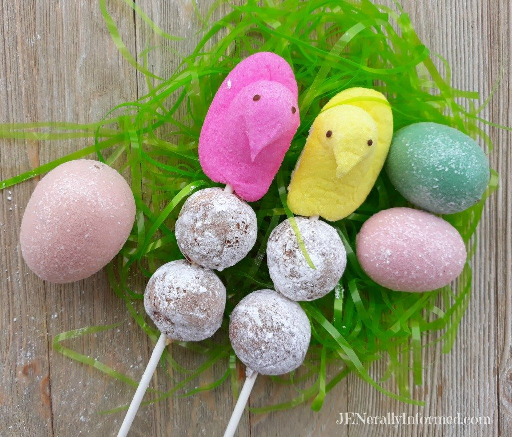 The Donut Peep Kabob recipe you Have Been Waiting For! Easy to make with simple ingredients, and perfect for any celebration. Here's how to make some today!