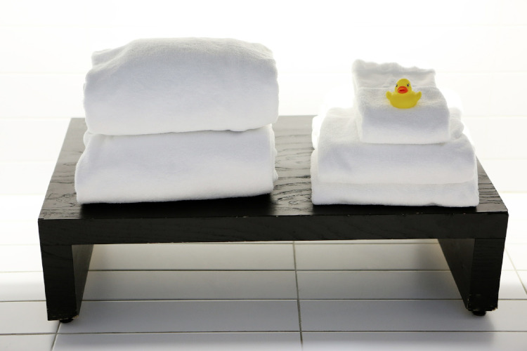 How to Make Towels Soft & Fluffy from Fluster Buster.