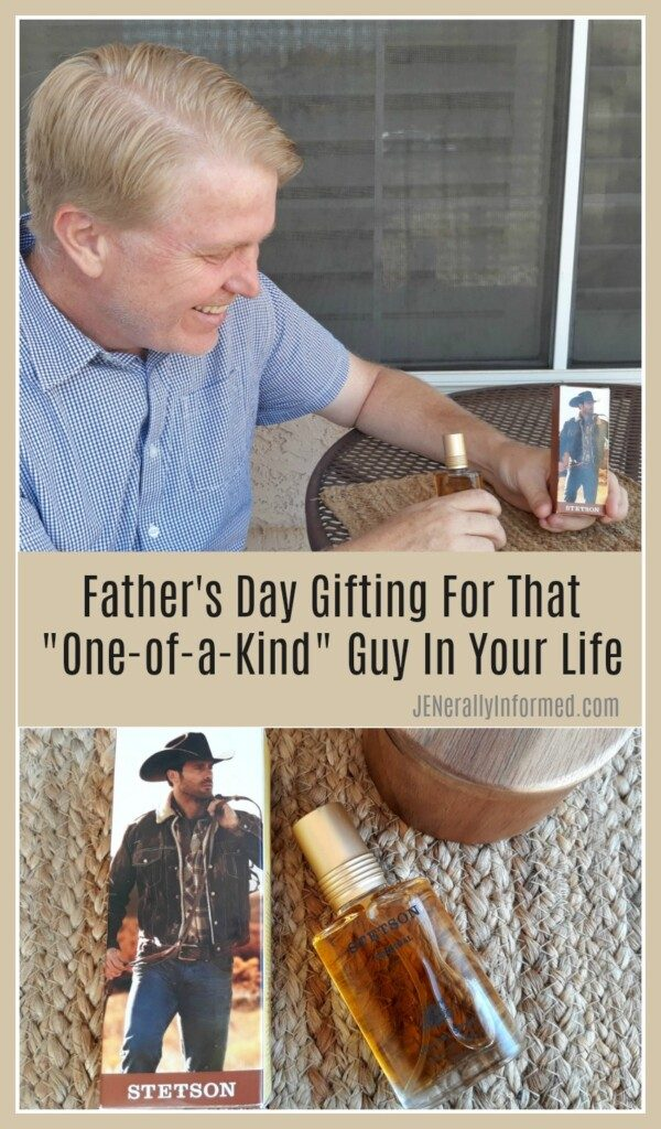 Gift A Classic for Father's Day With Stetson Original #ClassicStetsonDad @StetsonUSA #ad