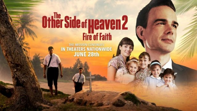 Other Side of Heaven 2: Fire of Faith a powerful message of fatherhood and faith is now in theaters. Don't miss it! @othersideheaven