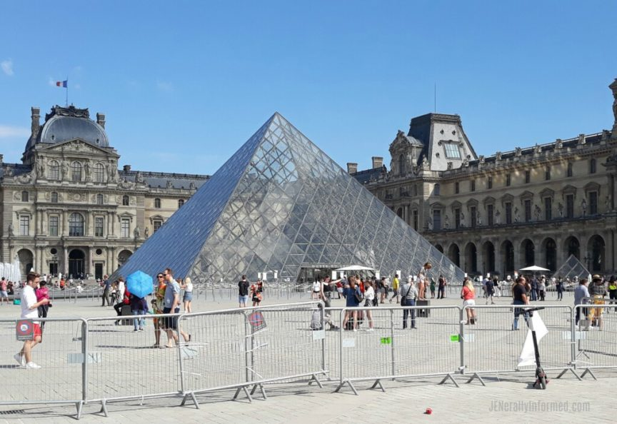 Five Things You Should Know About The Louvre Before You Go.