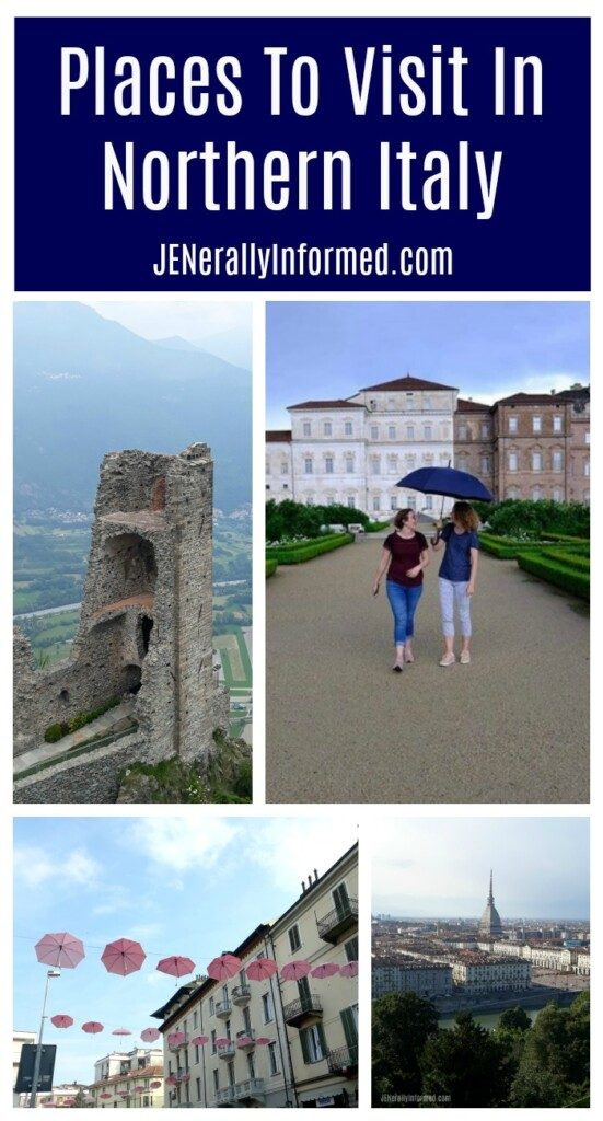 Traveling to Northern Italy? Here is what you will want to see! #travel #piedmontregion #italy