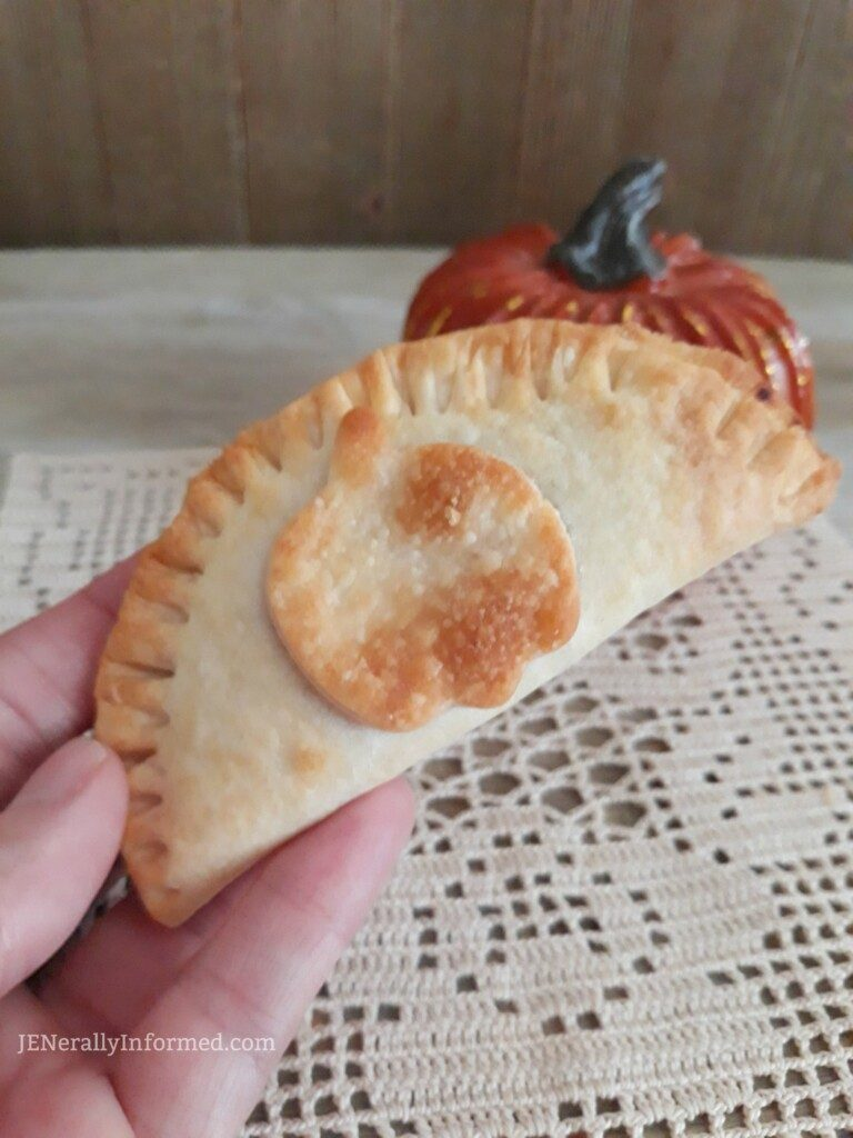 Here's how to make easy and delicious pumpkin empanadas using your air fryer.