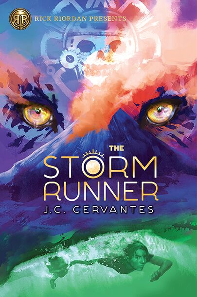The fiery and fast-paced sequel to the New York Times bestselling and critically acclaimed book The Storm Runner! Come enter for a chance to win a prize pack! #TheFireKeeperRRP #ad