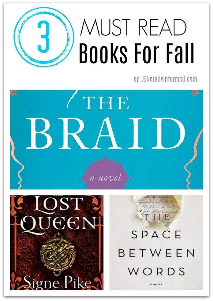Strong heroines, amazing stories- Three must read books you are definitely going to want to add to your reading list for Fall 2019! #books #reading