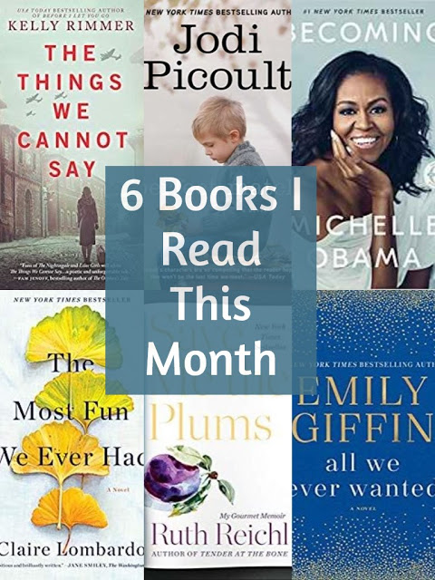 November Books from Slices of Life.