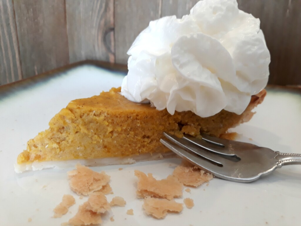 Perfect Pumpkin Pie With A Time Saving Secret