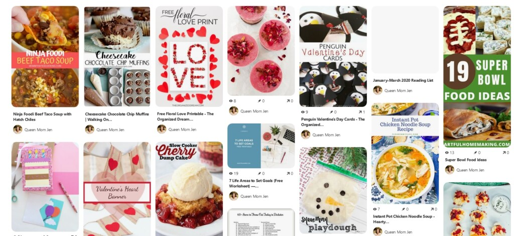 Make sure to follow my Happy Now Pinterest board!