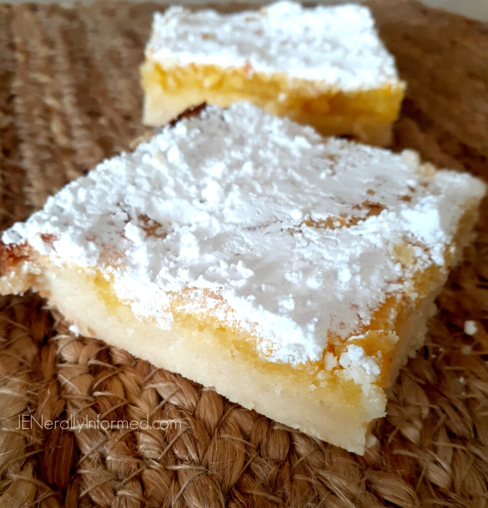 Deliciously easy orange bar recipe made with fresh squeezed orange juice. A perfect spring dessert!