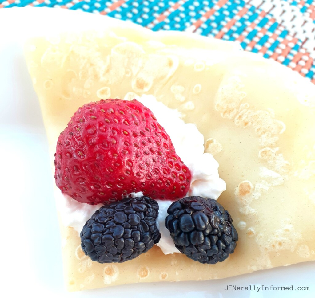 Crepes at home! Here is how to make your own easy and delicious crepes.
