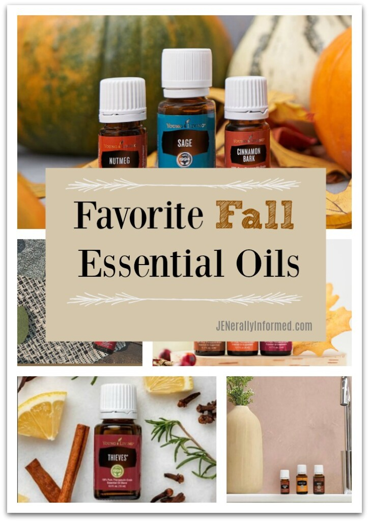 Pull out a blanket and pour yourself a cup ofcider as I share my favorite Fall Young Living Essential Oils!