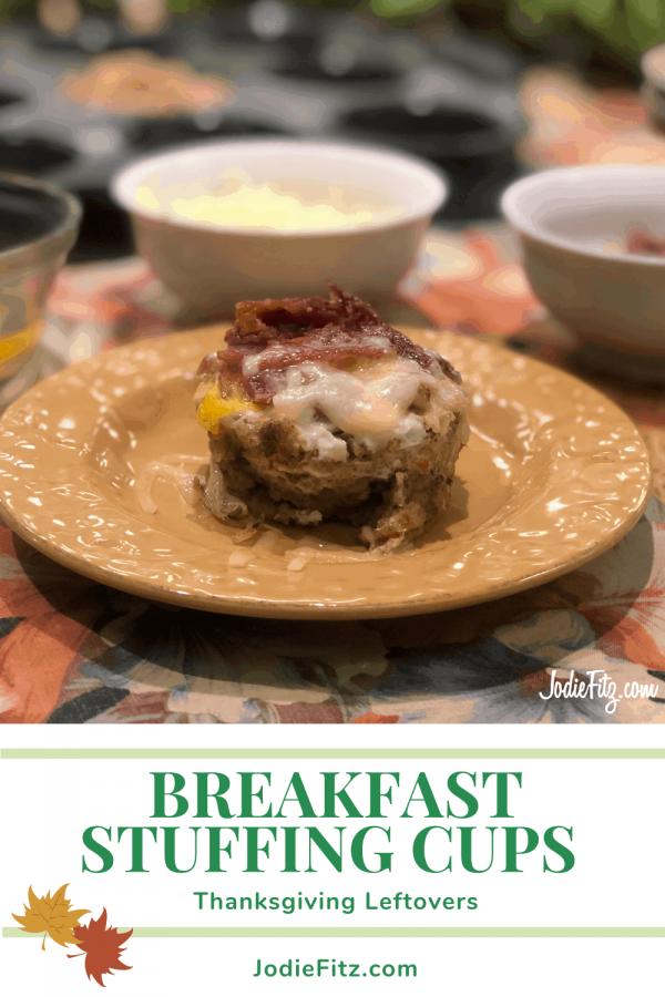 Thanksgiving Leftover Egg Bites from Jodie Fitz.