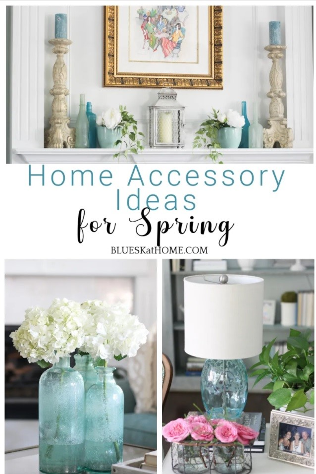 10 Awesome Spring Home Accessory Ideas from BlueSky at Home.