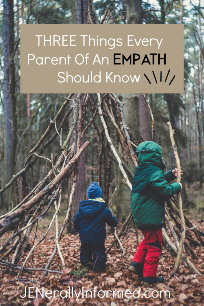 Three Things Every Parent Of An #Empath Should Know #parentingempaths