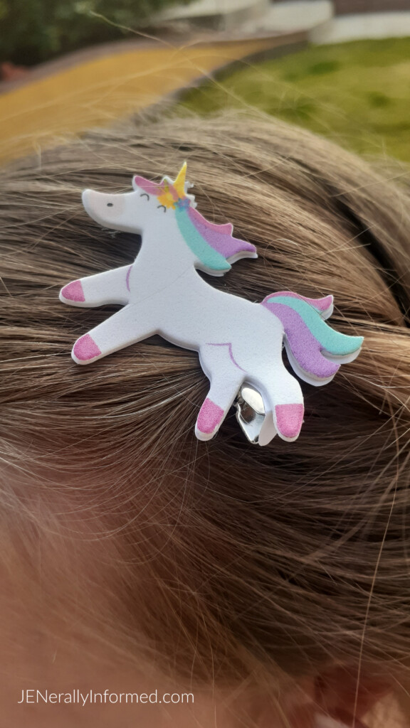 Learn how to make your own super cute unicorn and rainbow kids accessories!