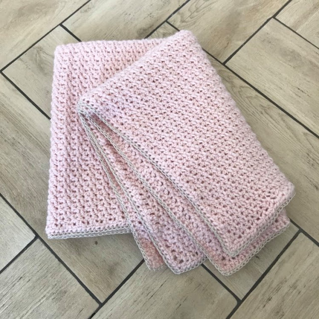 Chill & Chunky Blanket from Howling at the Moon.