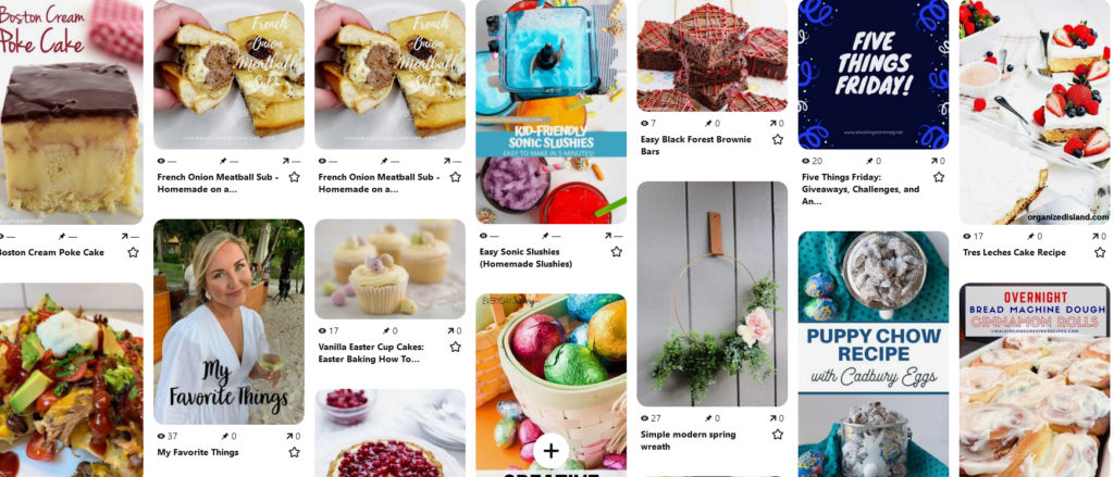 Make sure to follow my Happy Now lInk-up board! on Pinterest!