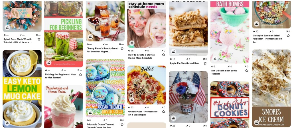 Make sure to check out my Happy Now Pinterest Board!