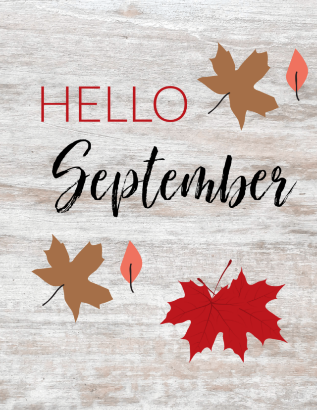 Ready to welcome the Fall season? Grab these three free Fall inspired printables! #fall #decor #printables