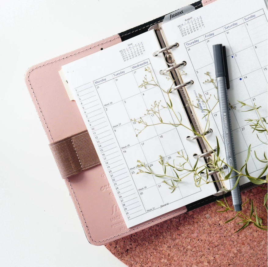 Making the Most of Your Time: 5 Productivity Tips Top Coaches Live By from the Krafty Planner.